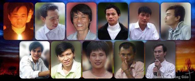 Kết quả hình ảnh cho 14 Thanh Niên Công Giáo