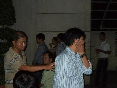 Sài Gòn: an ninh rình rập, theo dõi dầy đặc trước phiên tòa xử 3 bloggers