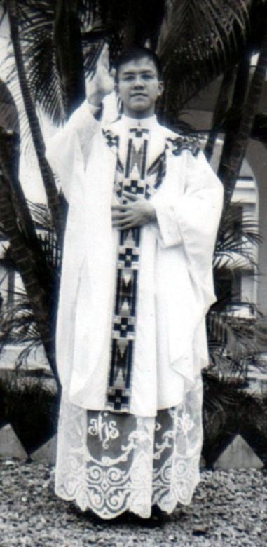 Cha Anphongsô Nguyễn Đức Điềm, thừa sai Châu Ổ