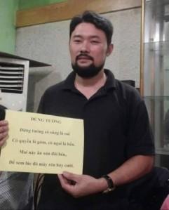 Blogger Nguyễn Chí Tuyến