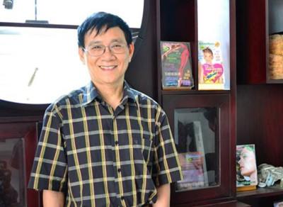 Giáo sư Nguyễn Huệ Chi. Ảnh RFA